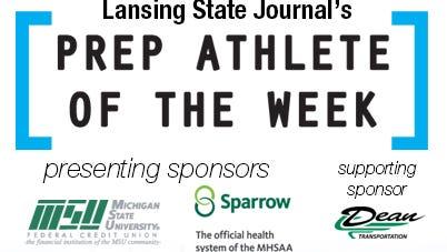 Lansing State Journal prep athlete of the week