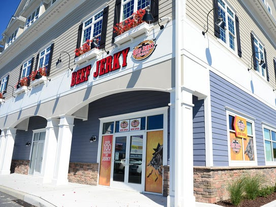 The Beef Jerky Outlet has opened in Rehoboth Beach,