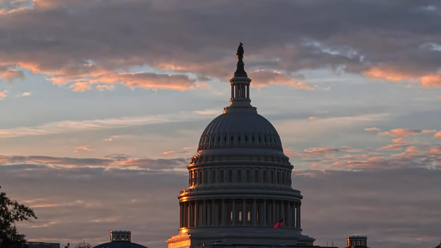 Congress returns with new faces, old partisan outlooks