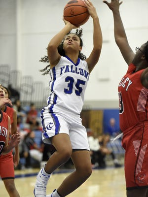 Raven Morgan and her Cedar Crest teammates are still in the hunt for a third straight Section 1 title as the end of the regular season moves closer.