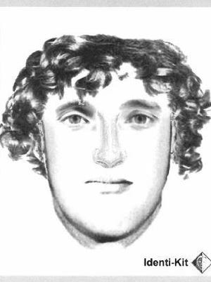 Police have released a composite sketch of a suspect suspected of sexual battery.