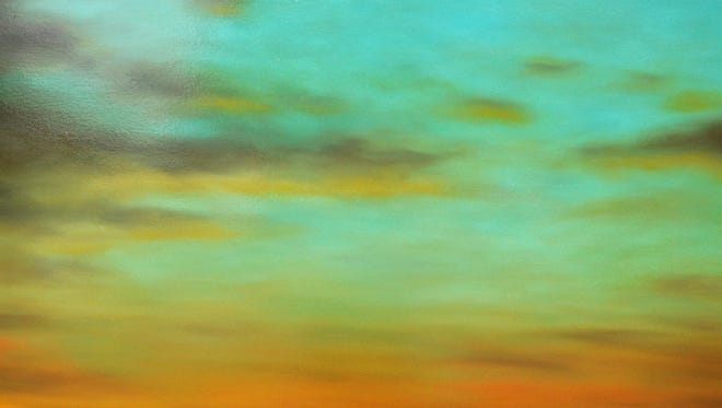 Kirk Mullenax, Painting.