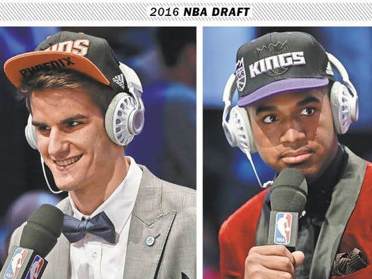 Suns draft 2016