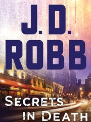 'Secrets in Death' by J.D. Robb