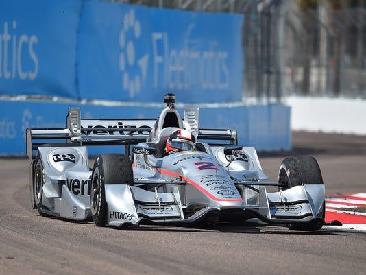 IndyCar: Grand Prix of St. Petersburg-Practice