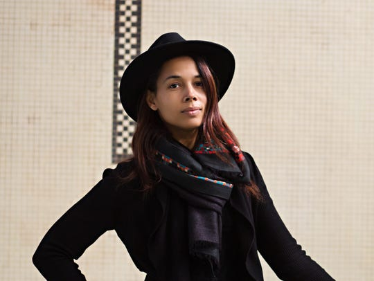 Rhiannon Giddens concludes this year's Burlington Discover