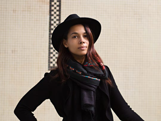 Rhiannon Giddens concludes this year's Burlington Discover Jazz Festival on June 10.