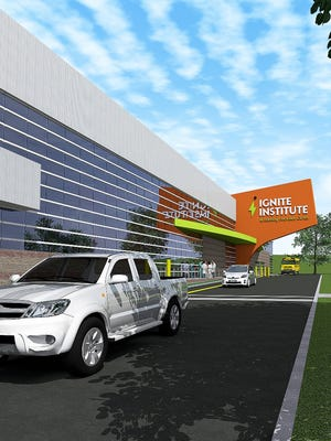 Ignite Institute will open in fall 2019 at the former site of Toyota's quality and production engineering lab in Erlanger.