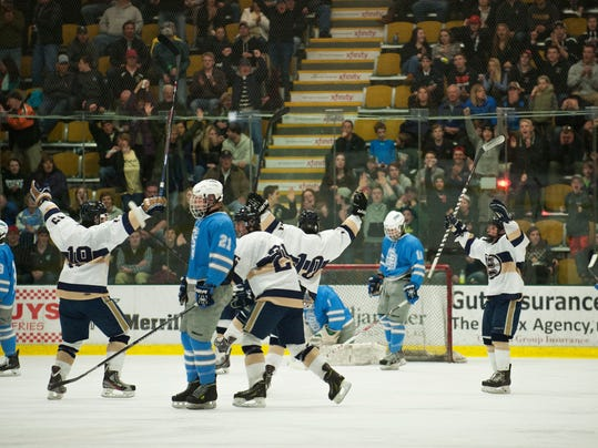 South Burlington vs. Essex DI Hockey Championship 03/09/15