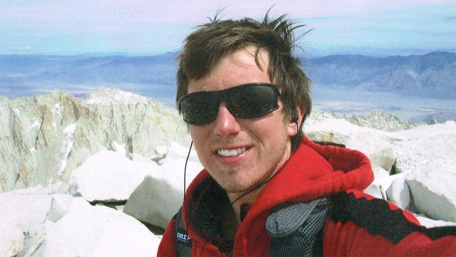 The body of St. Cloud native Michael Meyers, 25, was found Saturday after an avalanche in the Sierra Nevada mountain range.