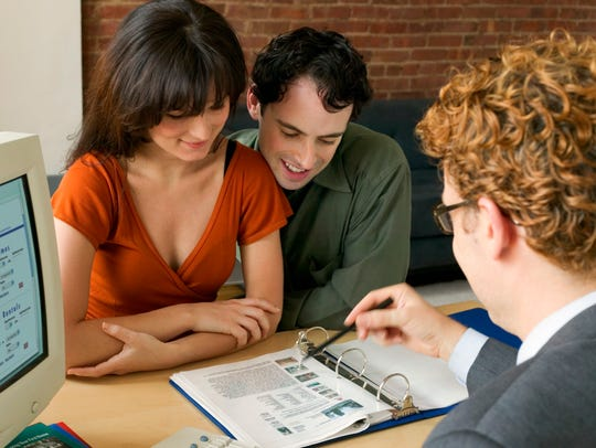 Be careful when arranging to buy a home not to reveal