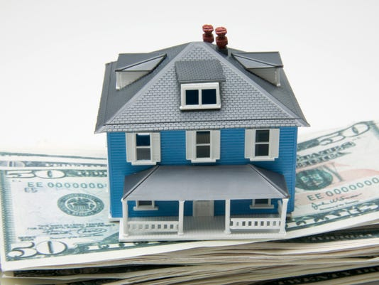 For real estate column
