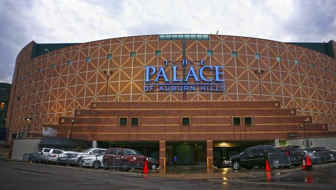 Palace of Auburn Hills.
