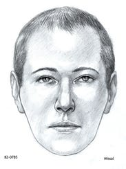 The remains of an unidentified teenager were found