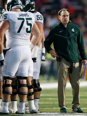Michigan State finished the regular season 9-3, and Mark Dantonio's Spartans are awaiting their bowl assignment.