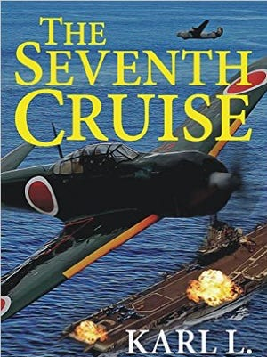 """""""The Seventh Cruise"""" by Karl Stewart."""
