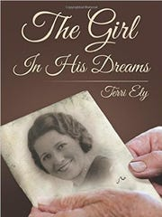 "Author Terri Ely's book, ""The Girl In His Dreams,"""