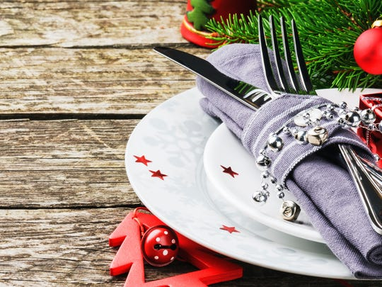 Many local restaurants have holiday specials for Christmas Day.