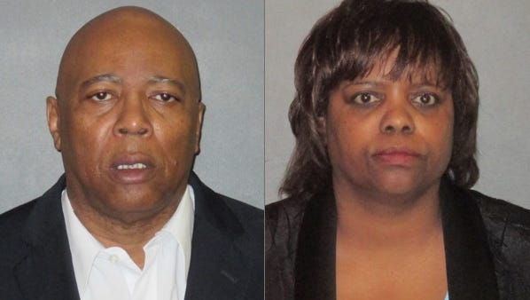 James Terry Chester and Constance Brown-Chester
