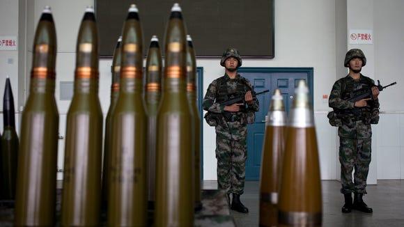 AP China Anti Air Brigade