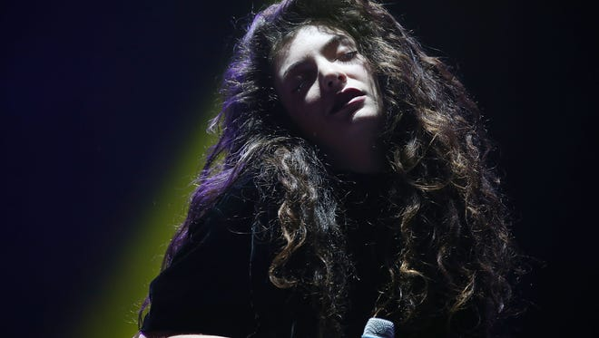 """Lorde has released her first full-length album, """"Pure Heroine."""""""