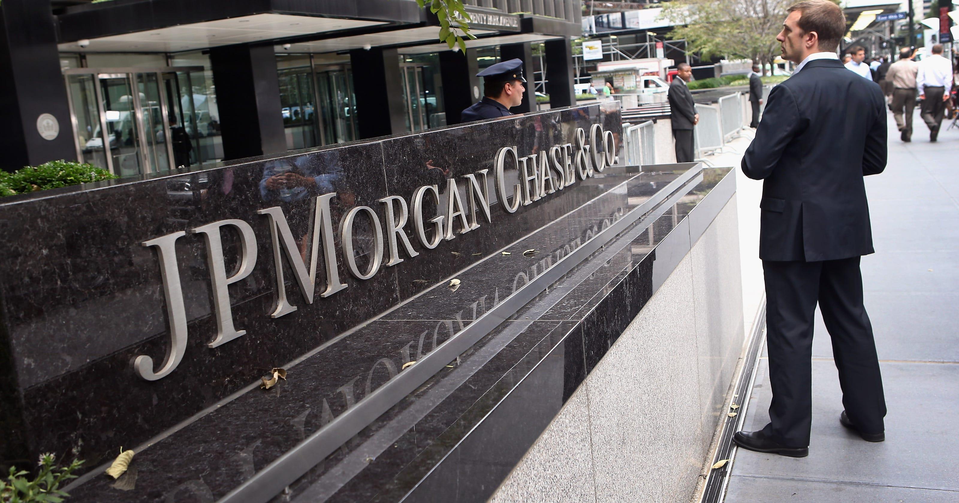 JP Morgan reveals data breach affected 76 million households