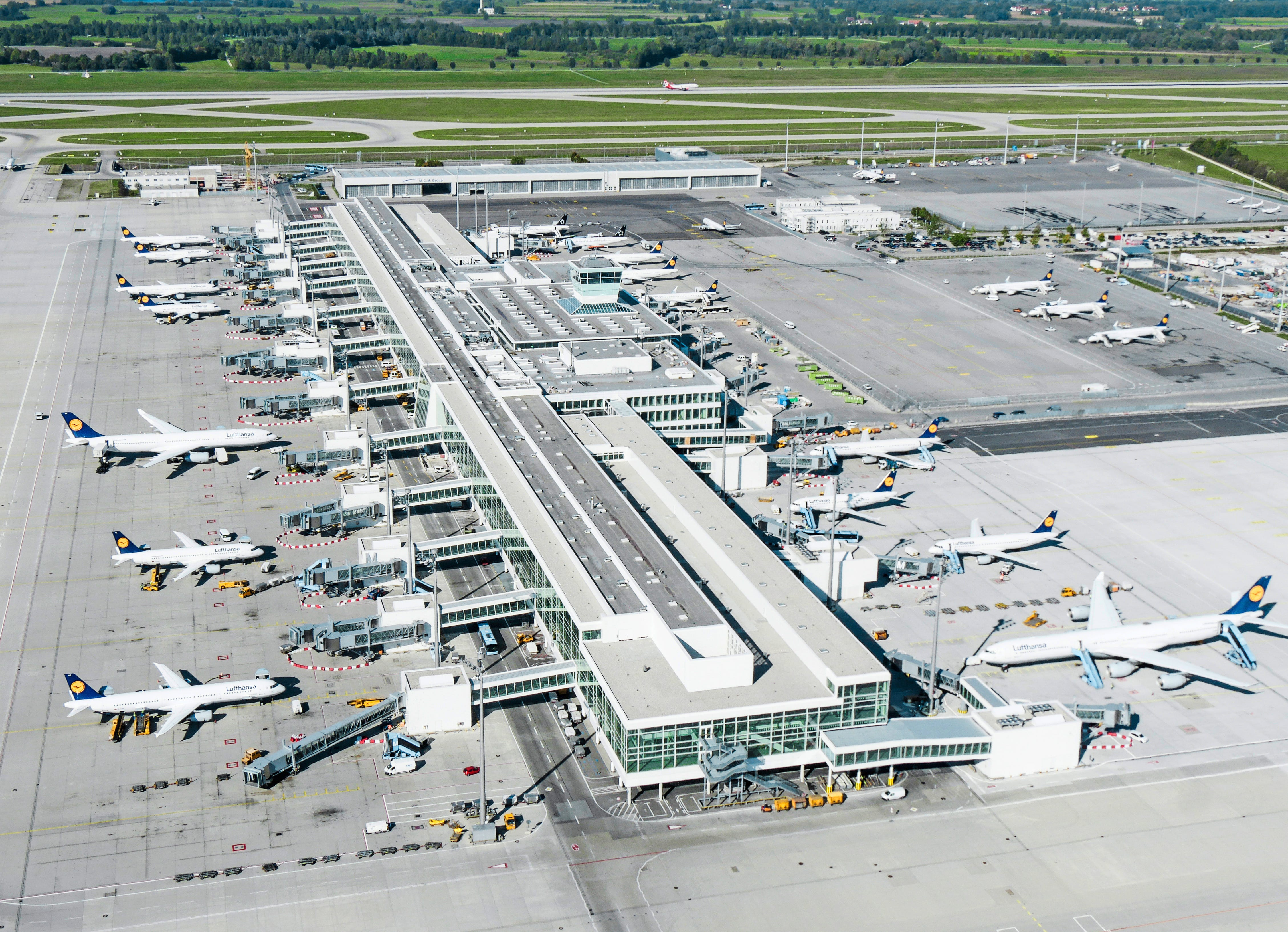 New satellite terminal opens at Munich Airport