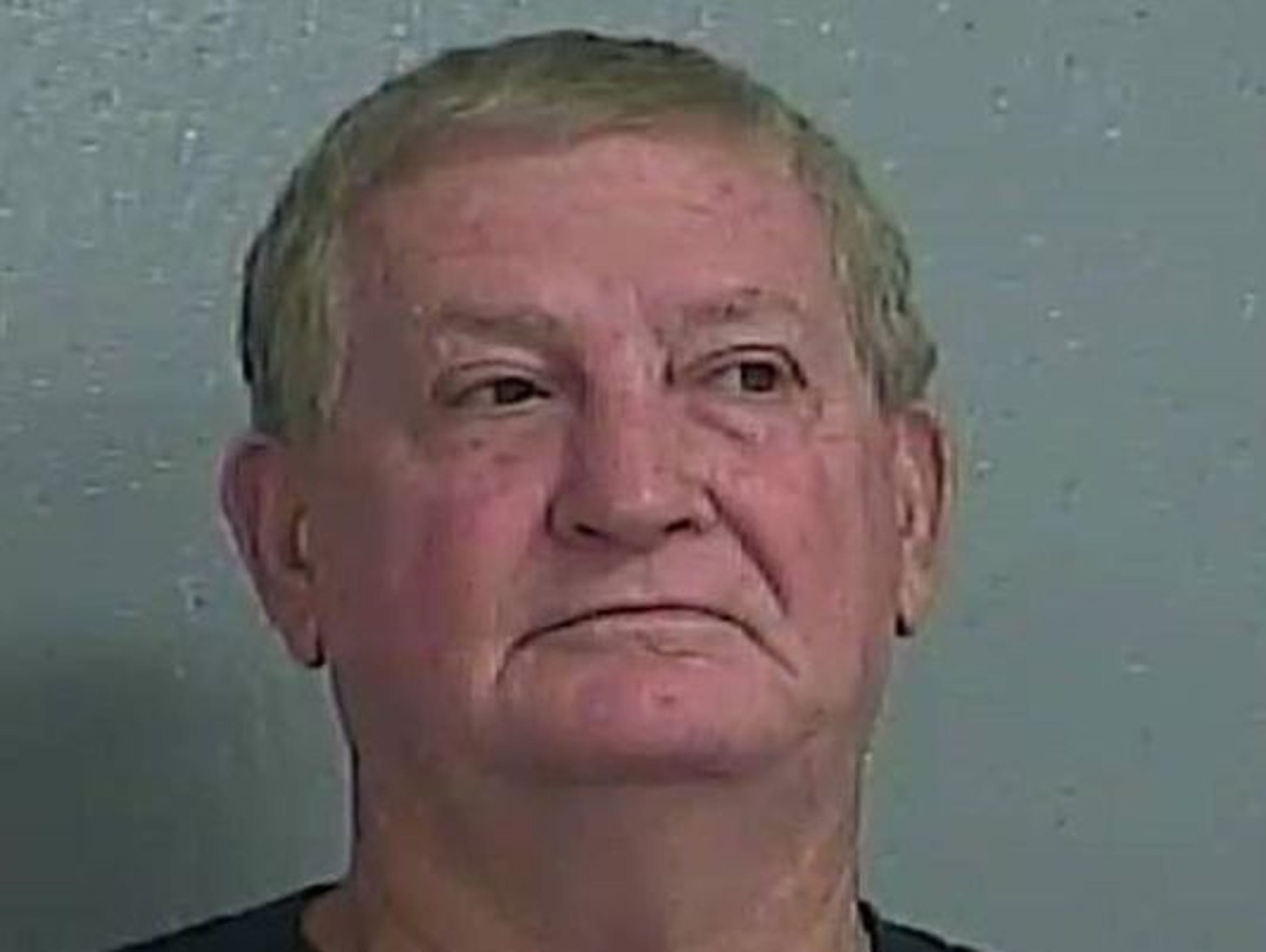 Ronnie White mugshot from the Greene County Jail.