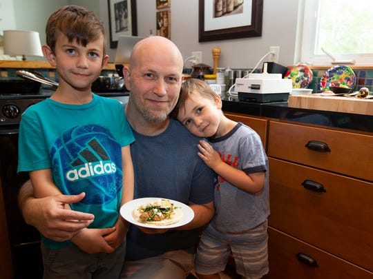 Craig Stodola hopes to pass family recipes down to
