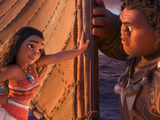 """""""Moana"""" will be shown at Dinner & a Dive In at Lost Rabbit in Madison."""