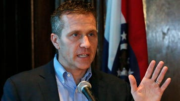 Missouri Gov. Greitens asks court to stop AG from investigating him