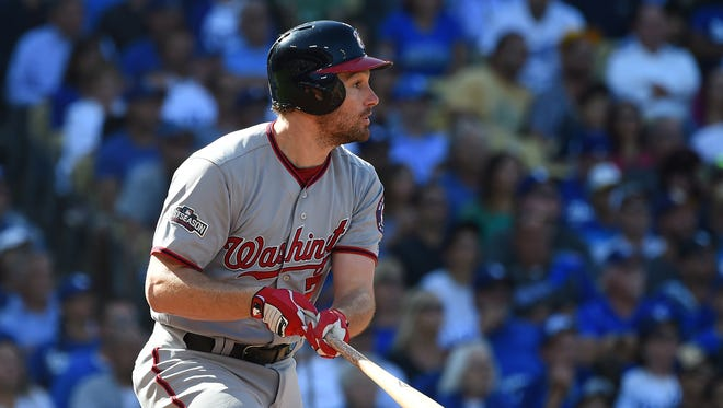 Daniel Murphy finished second in the NL with a .347 average.