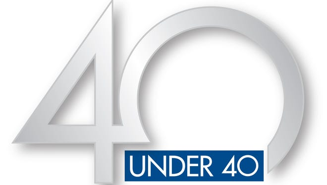 The Greater Knoxville Business Journal's 40 Under 40 program recognizes Knoxville's young leaders making a difference.