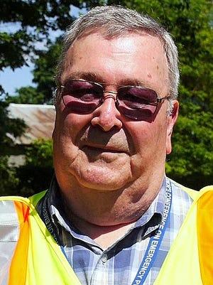 Tioga County Fire Coordinator John Scott