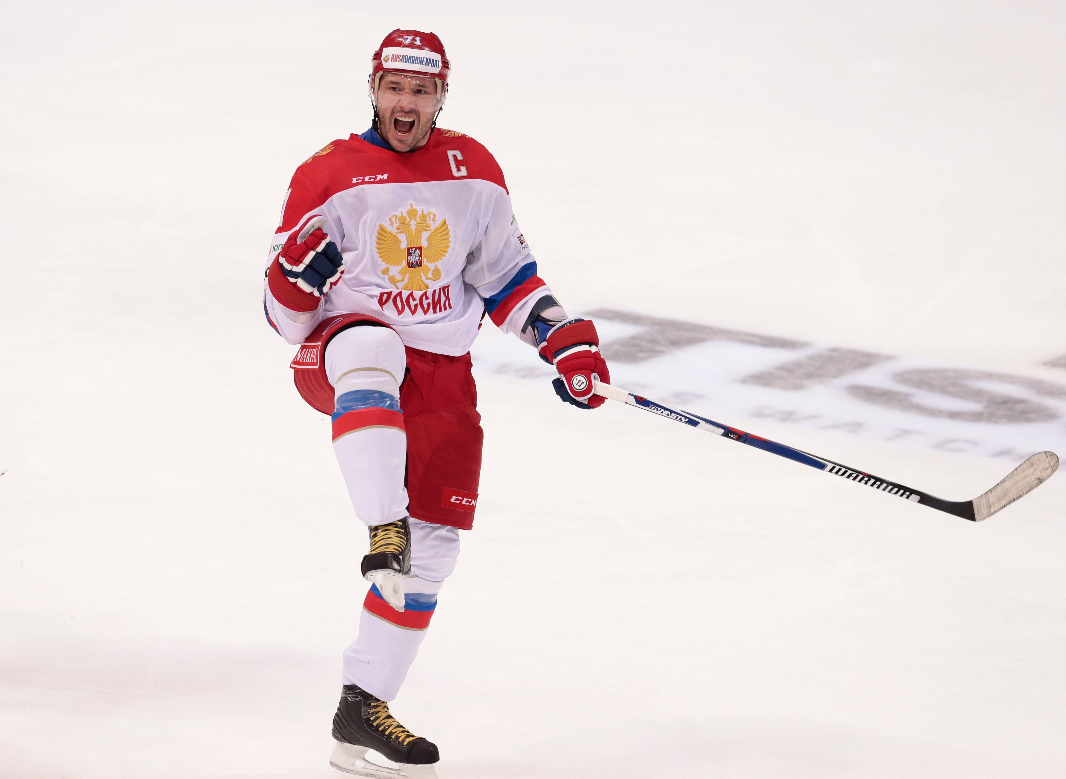 Russians in the NHL. Stars of Russian hockey