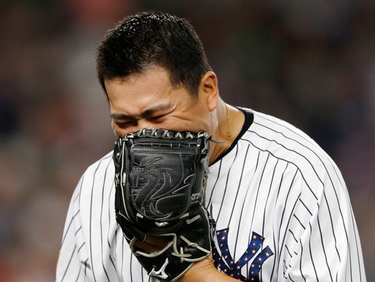 Tanaka has shown better signs lately but his 5.25 ERA