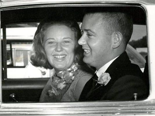 Anniversaries: Jim Anderson & Nancy Anderson