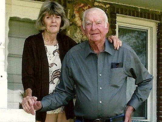 Anniversaries: Ray Cavener & Sandra Cavener