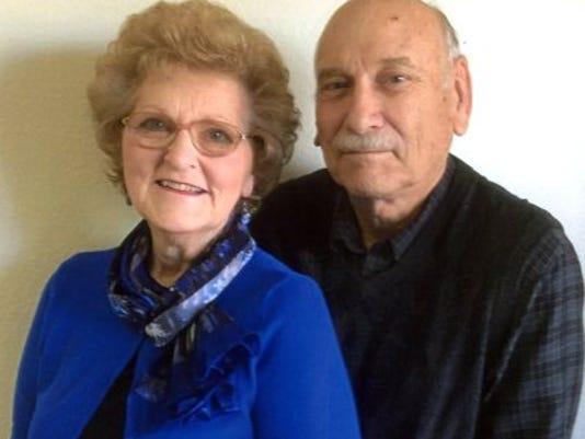 Anniversaries: John Howard Gugel & Carolyn Sue Gugel