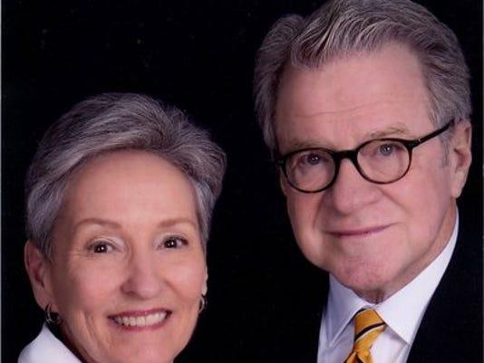 Anniversaries: Max Perryman & Jane Perryman
