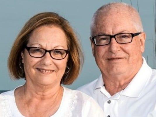 Anniversaries: Pam Jones & Jerry Jones