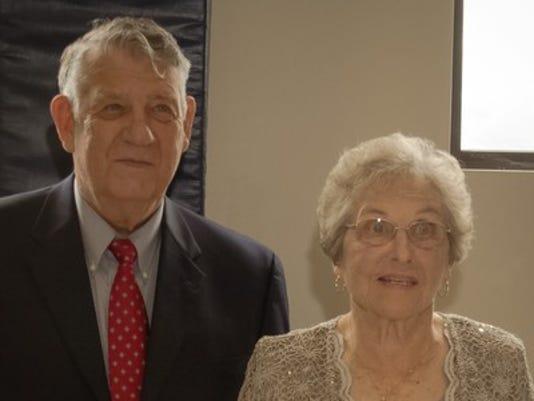 Anniversaries: Charles Williams & Dolores Williams