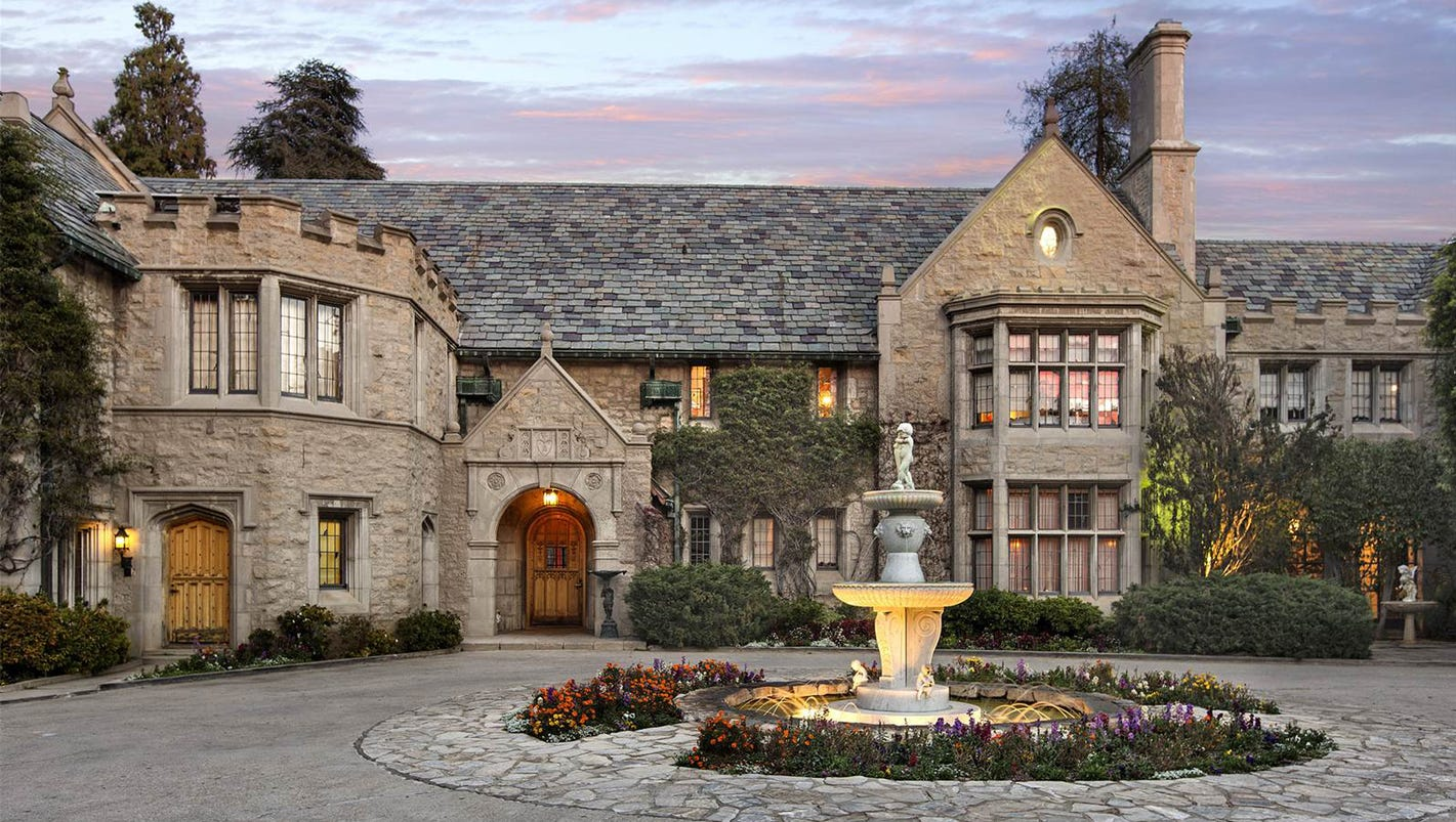 Playboy mansion sold to twinkies owner for Local house builders