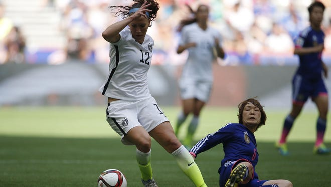 Ex-Ben Davis star and USWNT midfielder Lauren Holiday is reportedly retiring from the national team.