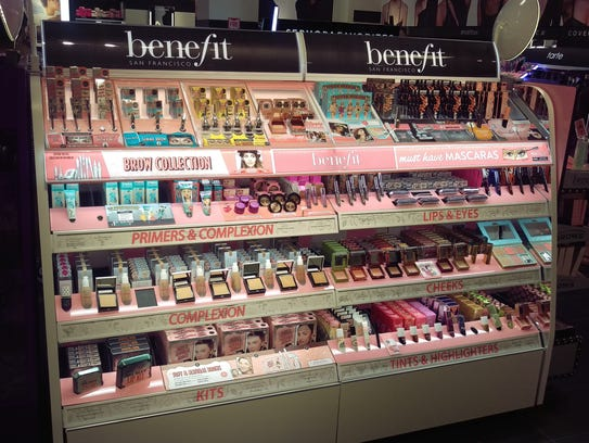 Sephora Inside JCPenney at the Sunset Mall in San Angelo.