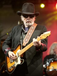 Singer-songwriter Merle Haggard performs June 28 in