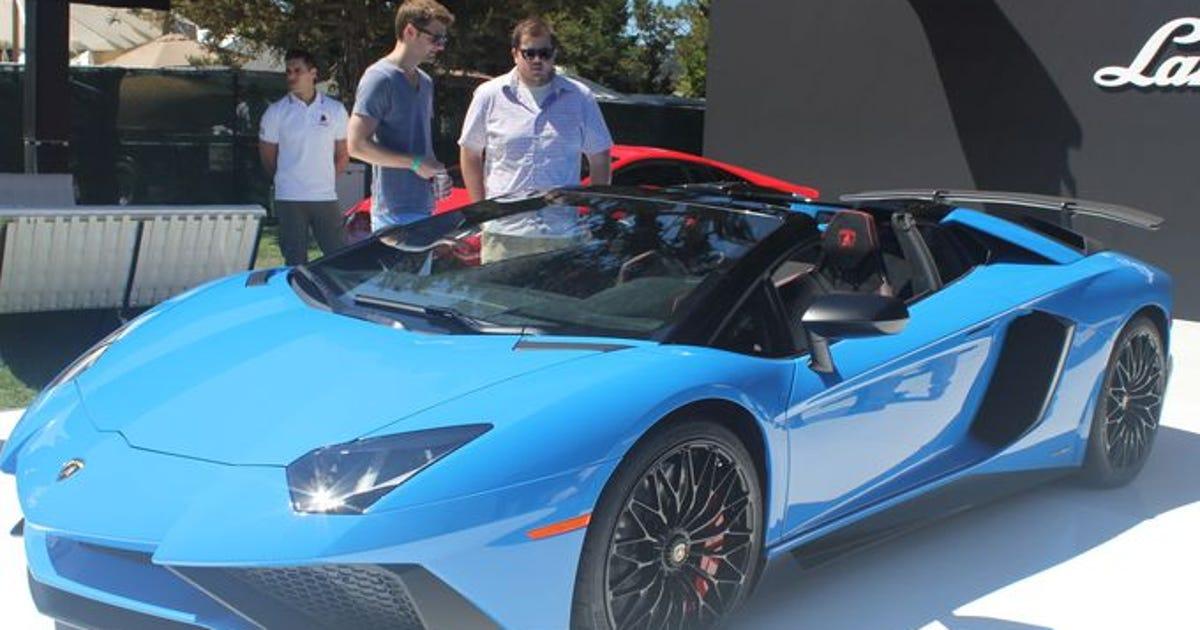 Lamborghini S Unveils New Half Million Dollar Supercar