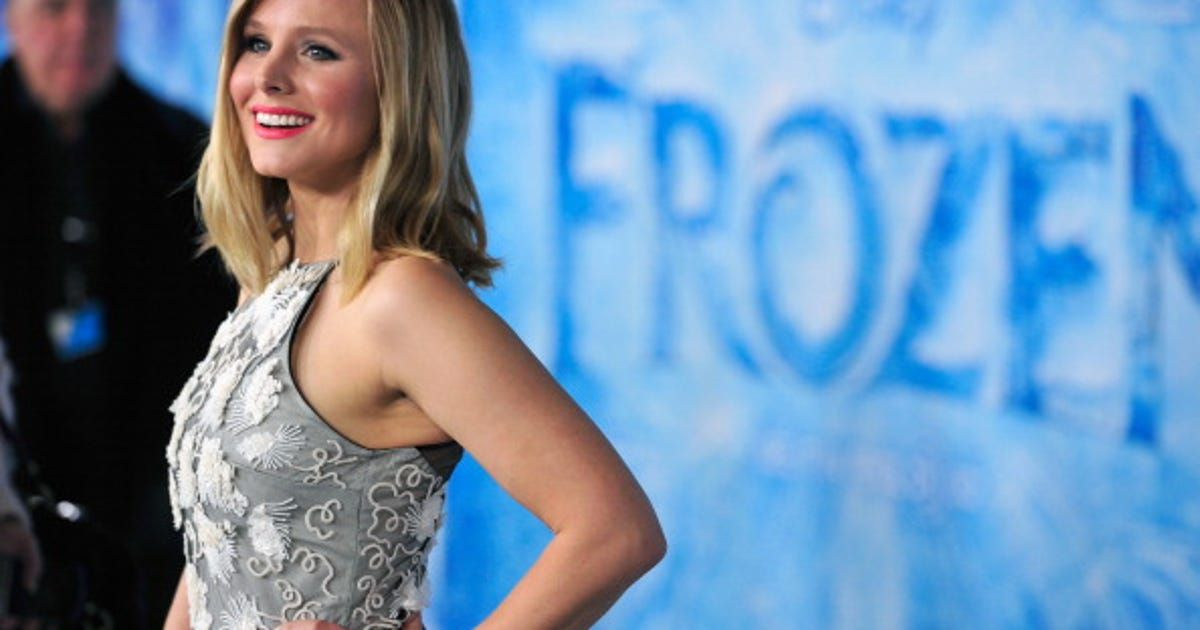 Kristen bell leaves the cutest voice mail for a young girl with cancer