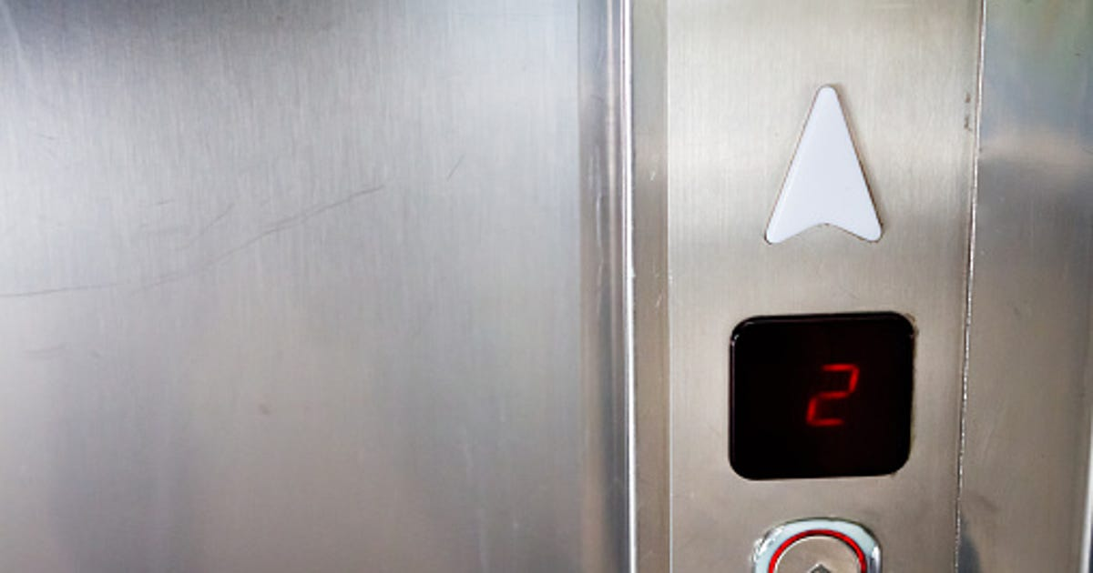 Man crushed to death by elevator after saving woman