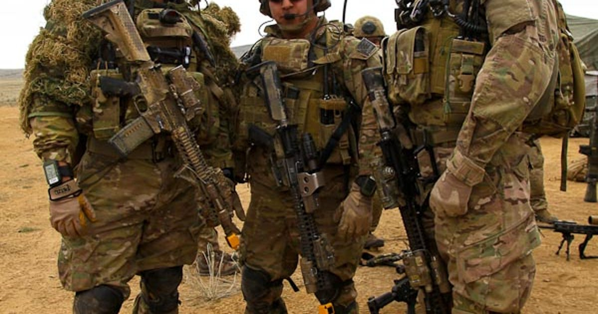 be an army ranger now list of opportunities